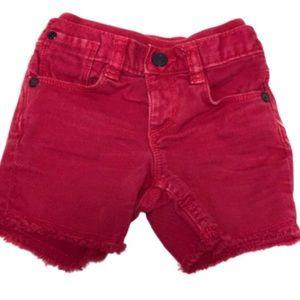 Baby Gap Jean Shorts